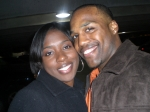 Nesha and Earnest (BT Erve daughther and son -in-law)